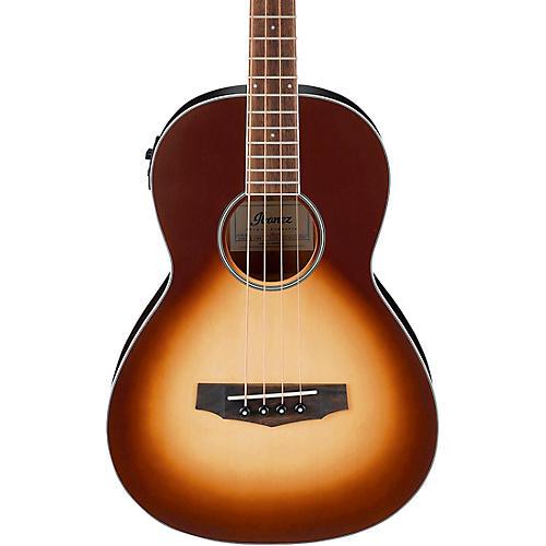 Ibanez PNB15E Parlor Acoustic-Electric Bass Guitar