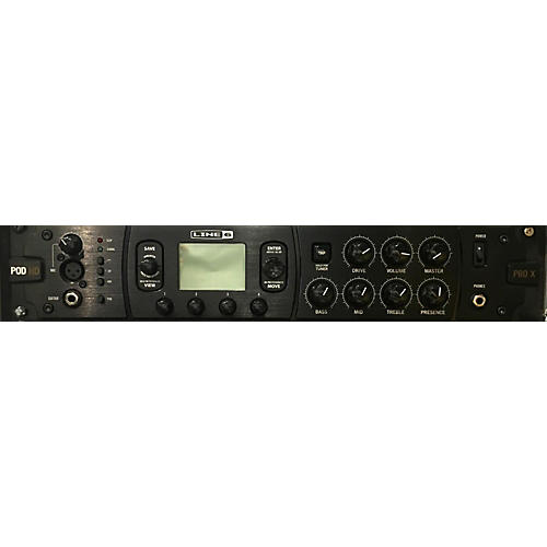 Line 6 POD HD PRO X Multi Effects Processor