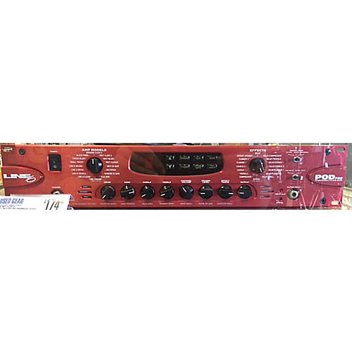 Line 6 POD Pro Rackmount Effect Processor