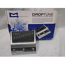 Morpheus POLYPHONIC DROPTUNE Effect Pedal