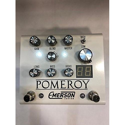 Emerson POMEROY Effect Processor