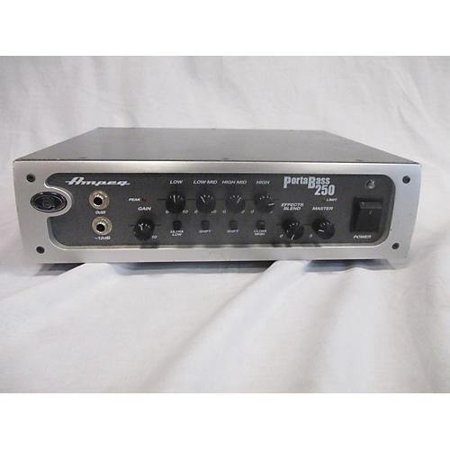 Ampeg PORTABASS 250 Bass Amp Head