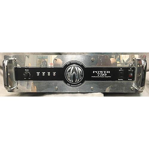 SWR POWER 750 Bass Power Amp