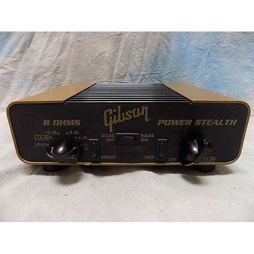 used gibson power stealth thd hot plate power attenuator power attenuator guitar center. Black Bedroom Furniture Sets. Home Design Ideas