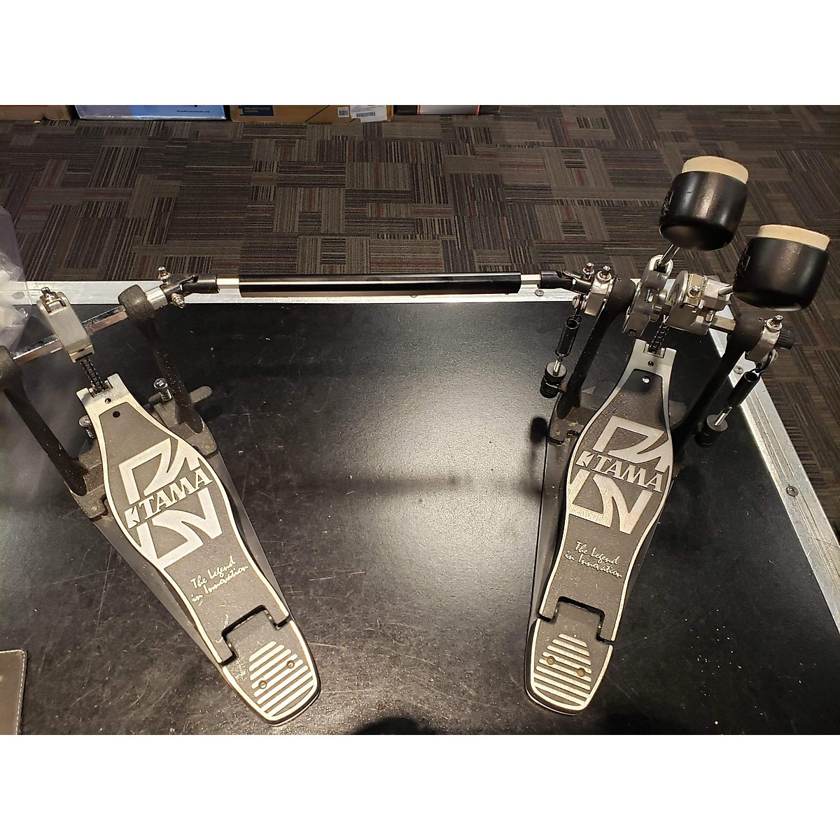 TAMA POWERGLIDE PEDALS
