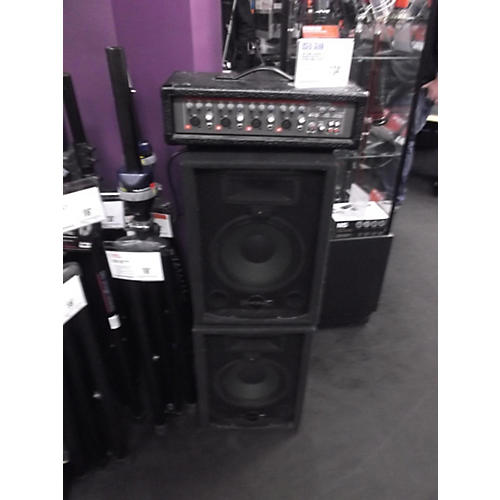Phonic POWERPOD 410 POWERED MIXER WITH S710 SPEAKERS Sound Package