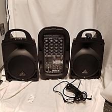Behringer PPA500BT Unpowered Speaker