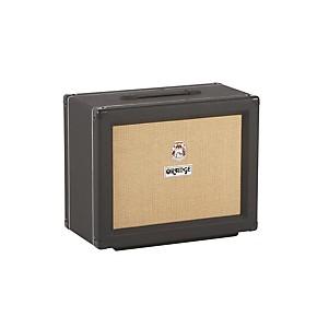 orange amplifiers ppc series ppc112c 1x12 60w closed back guitar speaker cabinet black guitar. Black Bedroom Furniture Sets. Home Design Ideas