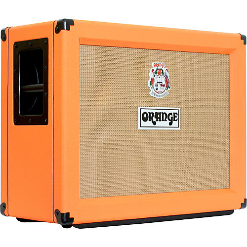 orange amplifiers ppc series ppc212ob 120w 2x12 open back guitar speaker cab straight guitar. Black Bedroom Furniture Sets. Home Design Ideas