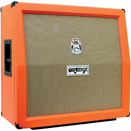 Orange Amplifiers PPC Series PPC412-A 240W 4x12 Guitar Speaker Cabinet
