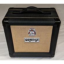 Orange Amplifiers PPC108 Micro Dark 1x8 Guitar Cabinet