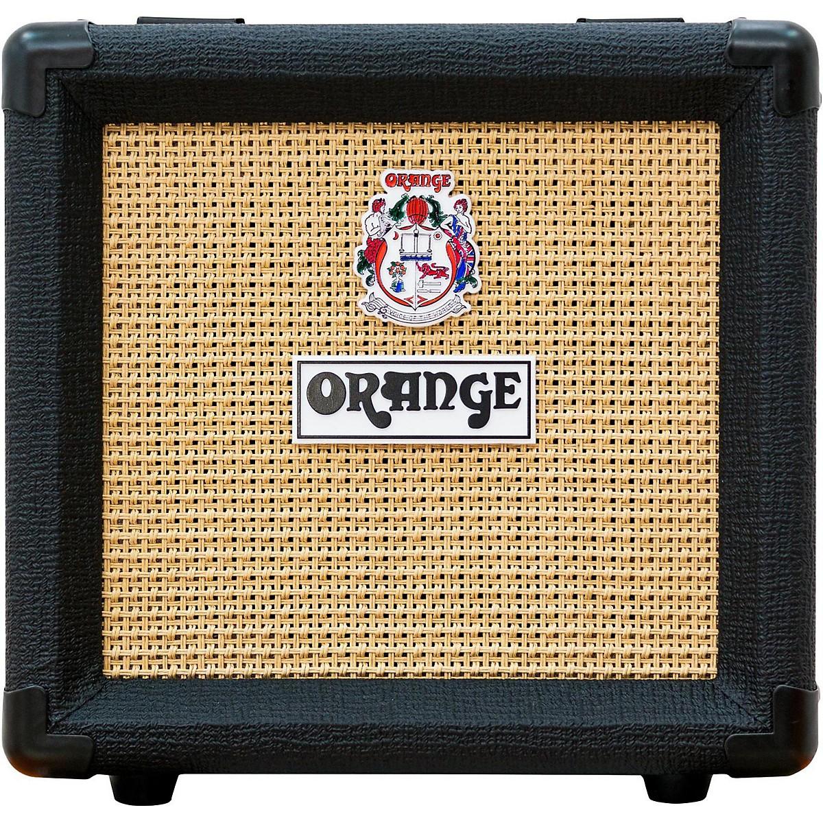 Orange Amplifiers PPC108 Micro Dark 20W 1x8 Guitar Speaker Cabinet