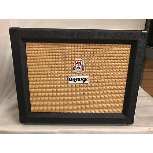 Orange Amplifiers PPC112C 1x12 Black Guitar Cabinet