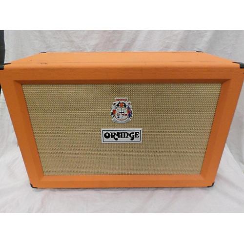 Used Orange Amplifiers PPC212C 2x12 120W Closed Back