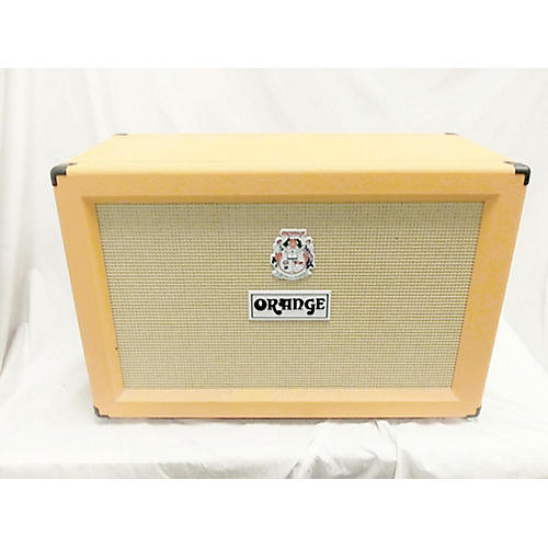 used orange amplifiers ppc212c 2x12 guitar cabinet guitar center. Black Bedroom Furniture Sets. Home Design Ideas