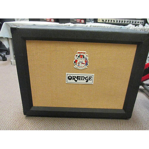 Orange Amplifiers PPC212OB Open Back 120W 2x12 Guitar Cabinet