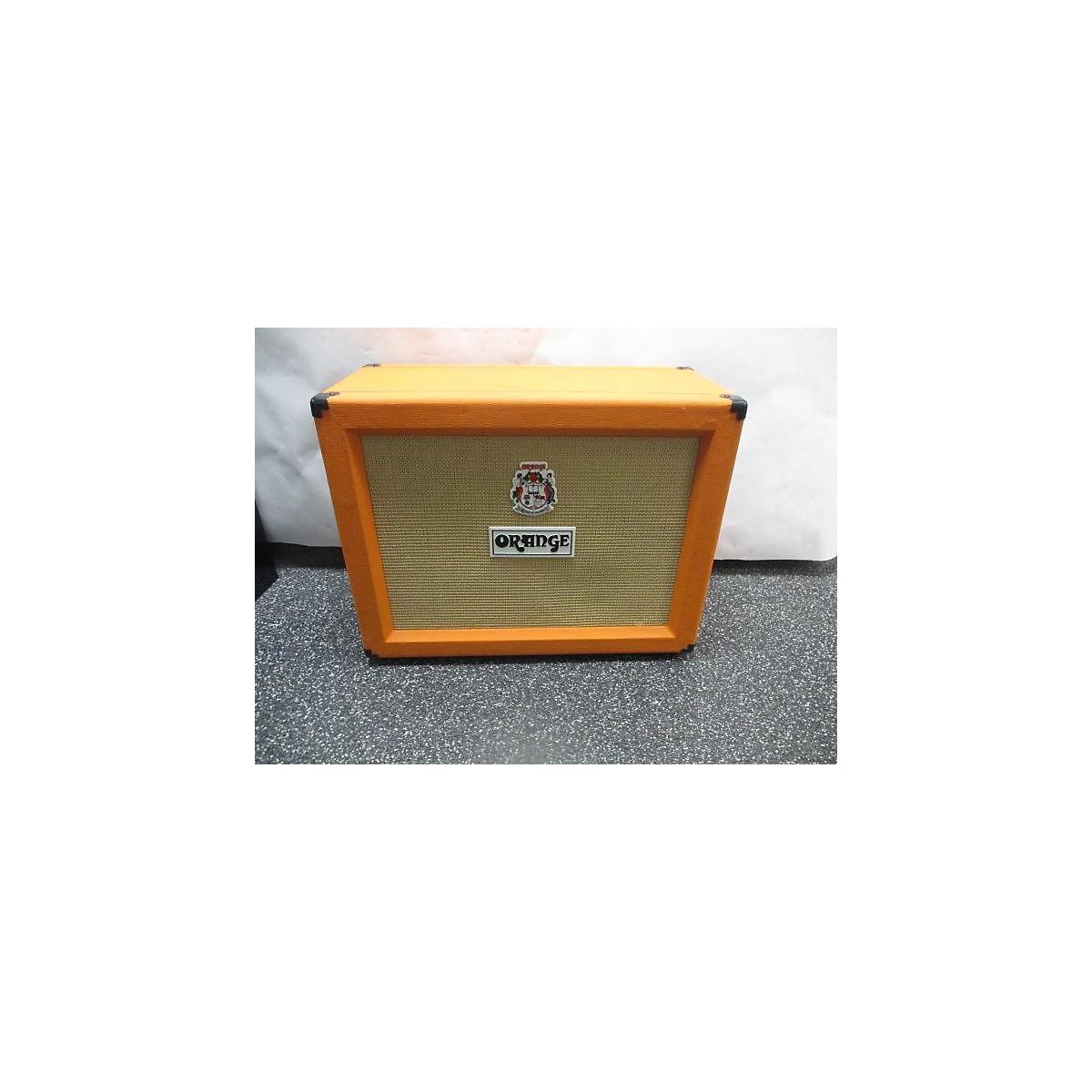 Orange Amplifiers PPC212OB Open Back 120W 2x12