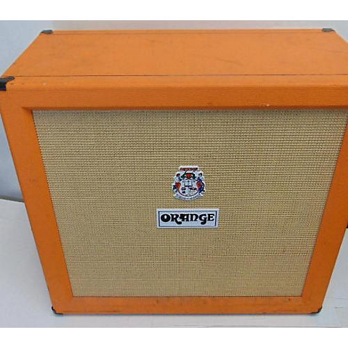 Orange Amplifiers PPC412 240W 4x12 Straight Guitar Cabinet