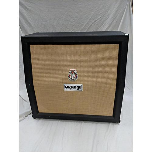 Used Orange Amplifiers PPC412C 4x12 Guitar Cabinet