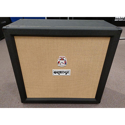 Orange Amplifiers PPC412HP 400W 4X12 Guitar Cabinet