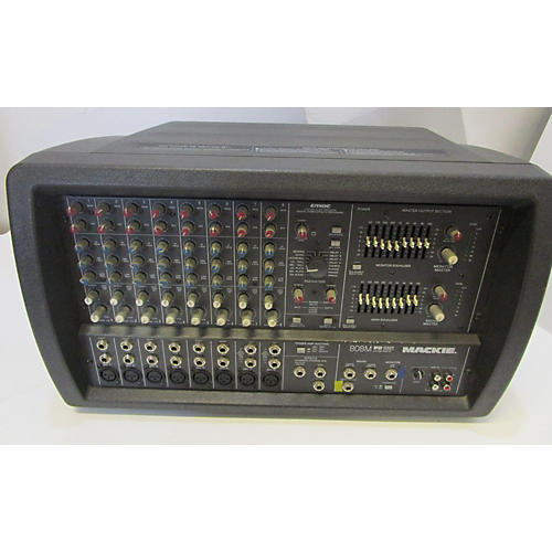 Mackie PPM808 FR Powered Mixer