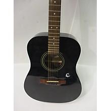Epiphone PR-100-12-BK 12 String Acoustic Guitar