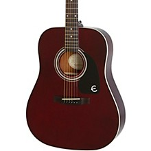 PR-150 Acoustic Guitar Wine Red