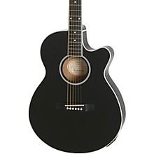 PR-4E LE Acoustic-Electric Guitar Level 2 Ebony 190839537331