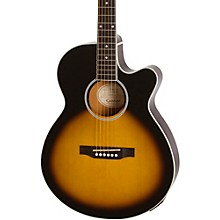 PR-4E LE Acoustic-Electric Guitar Level 2 Vintage Sunburst 190839761279