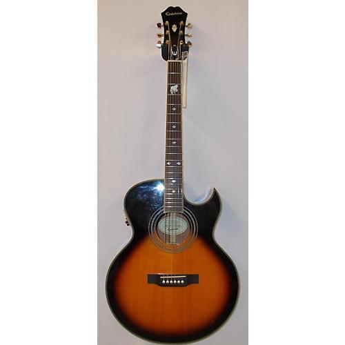 used epiphone pr 5e vs acoustic electric guitar guitar center. Black Bedroom Furniture Sets. Home Design Ideas