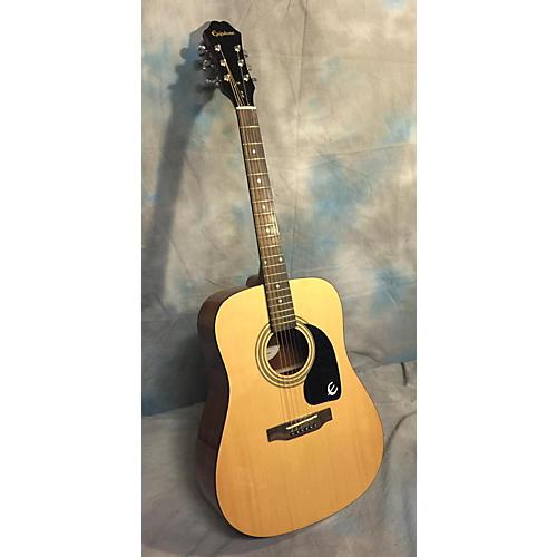 Epiphone PR150 Natural Acoustic Guitar
