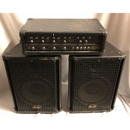 Squier PR345 4-Channel Sound Package