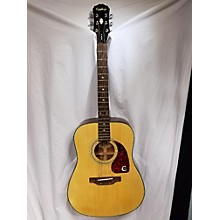 Epiphone PR350 Acoustic Guitar