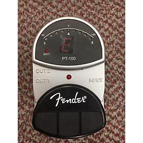 used fender pr388 tuner tuner pedal guitar center. Black Bedroom Furniture Sets. Home Design Ideas