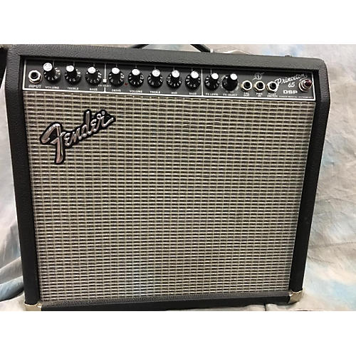 Fender PRINCETON 65DSP 65W 1X12 Guitar Combo Amp