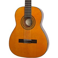 Epiphone PRO-1 Classic 3/4-Size Classical Guitar Level 1 Natural 0.75