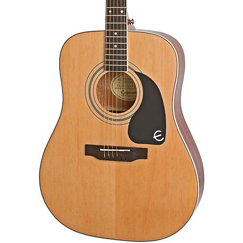 epiphone pro 1 plus acoustic guitar natural guitar center. Black Bedroom Furniture Sets. Home Design Ideas