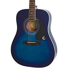 PRO-1 PLUS Acoustic Guitar Transparent Blue