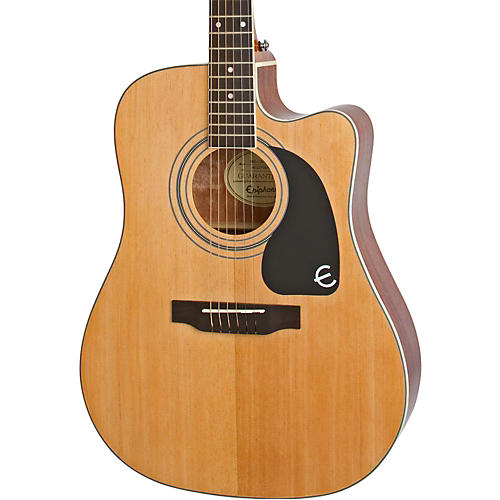 epiphone pro 1 ultra acoustic electric guitar natural guitar center. Black Bedroom Furniture Sets. Home Design Ideas