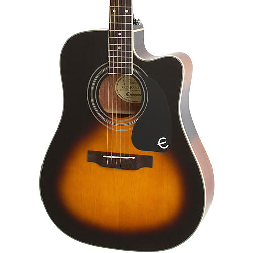 Epiphone Pro 1 Ultra : epiphone pro 1 ultra acoustic electric guitar vintage sunburst guitar center ~ Russianpoet.info Haus und Dekorationen