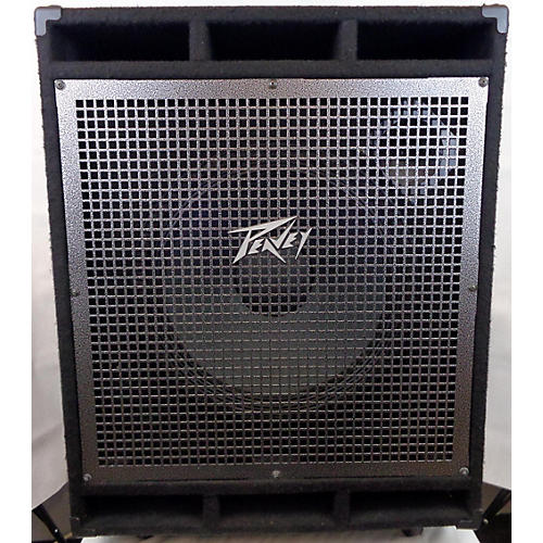 peavey bass cabinet used peavey pro 115 bass cabinet guitar center 24611