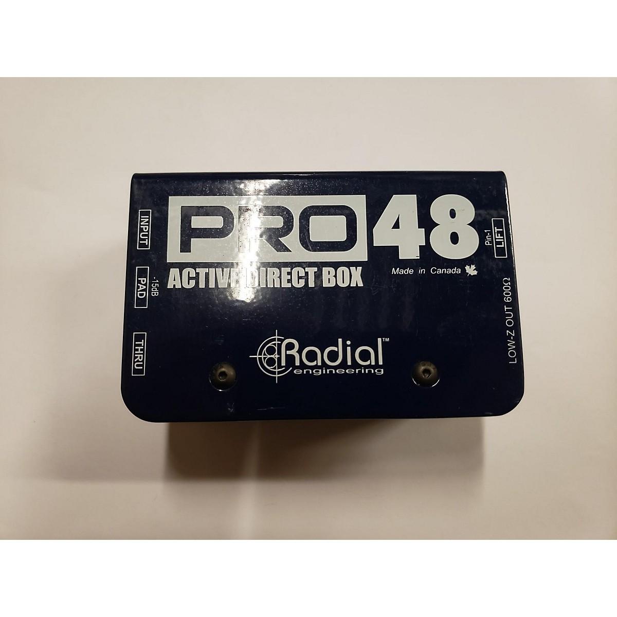 Radial Engineering PRO 48 Direct Box