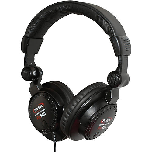 Prodipe PRO-580 Professional DJ and Studio Headphones
