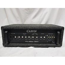 Carvin PRO BASS 300 Bass Amp Head