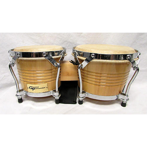 Groove Percussion PRO Bongos