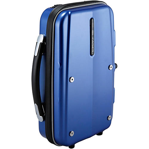 GL Cases PRO Clarinet Blue ABS Case