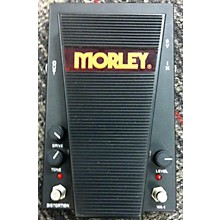 Morley PRO DISTORTION WAH Effect Pedal