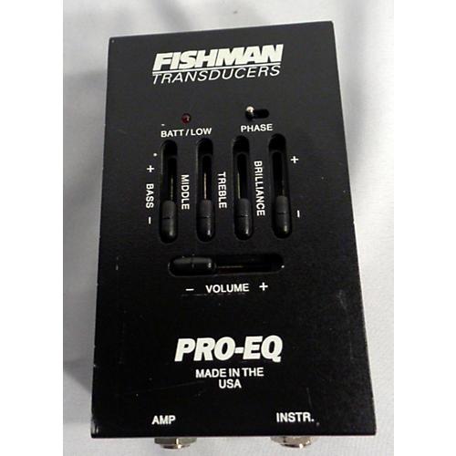 Fishman PRO EQ Pedal