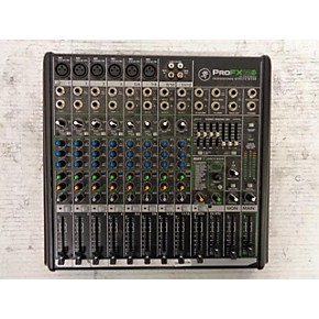 used mackie pro fx12 powered mixer guitar center. Black Bedroom Furniture Sets. Home Design Ideas