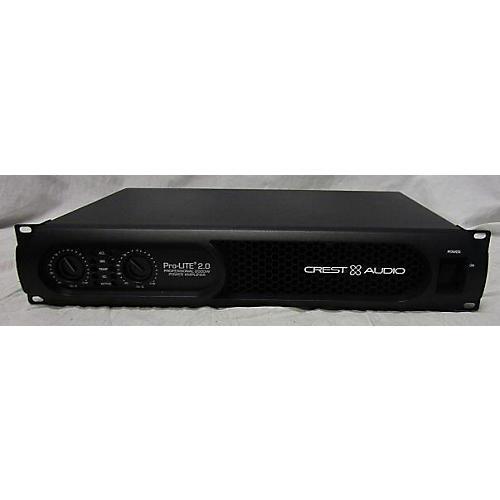 Crest Audio PRO-LITE 2.0 Power Amp